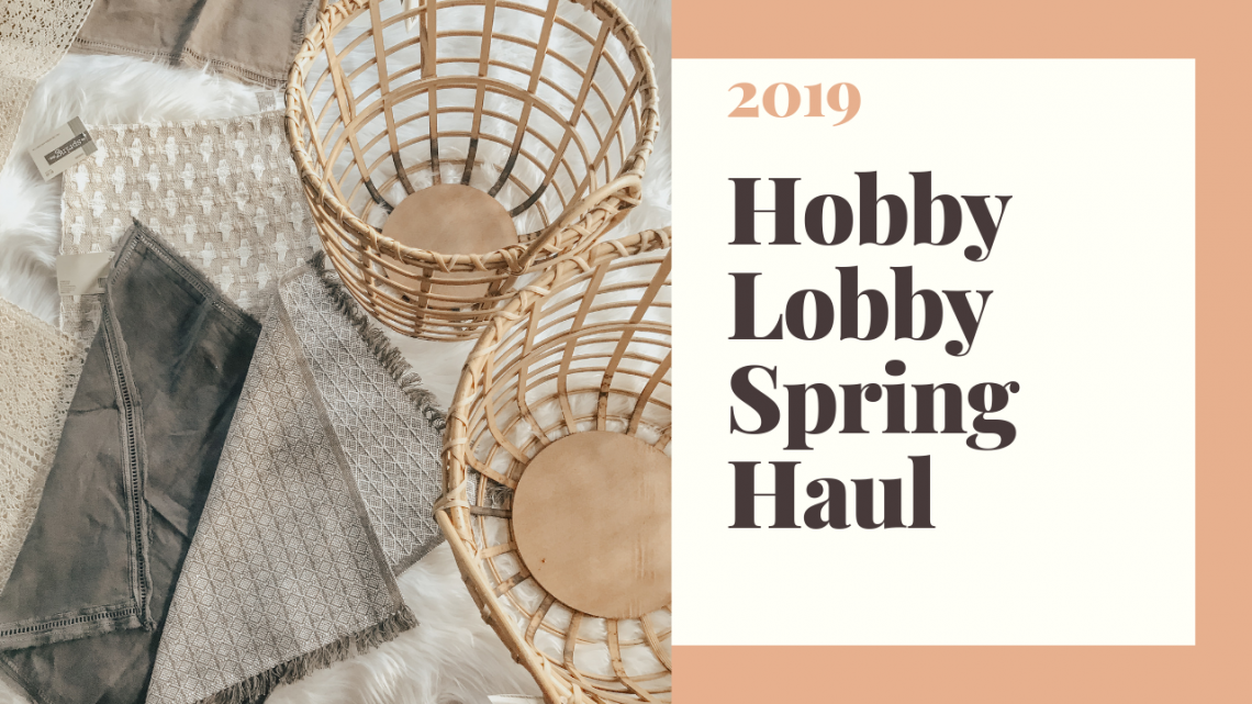 hobby lobby, hl, hobby lobby haul, shopping, shopping haul, haul, craft haul, home decor, home decor haul